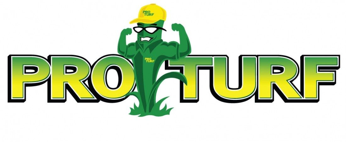 Standard Pro Turf Lawn Service logo to be used for new website post